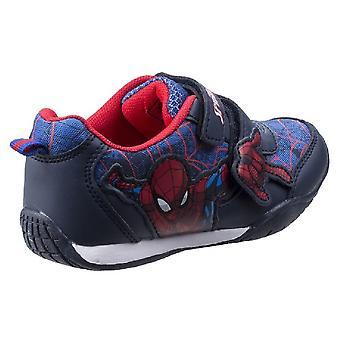 Spider-Man Childrens/Kids Web Touch Fasten Trainer