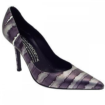 Renata grijs zilver Hof schoen