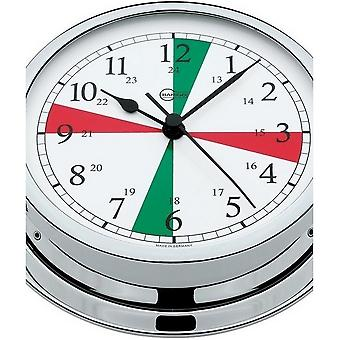 Barigo marine quartz ship clock, radio sectors 611CRFS