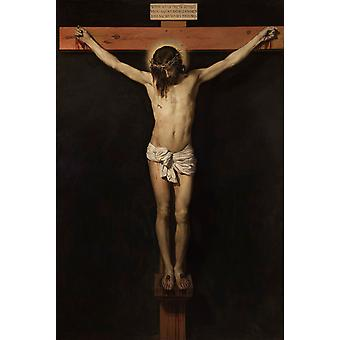 Christ on the Cross, Diego Velazquez, 60x40cm