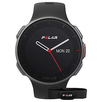 Polar Vantage V (met HR riem) Black GPS Multisport opleiding 90069634 Watch
