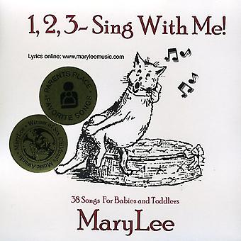 Marylee - 123-Sing with Me! [CD] USA import
