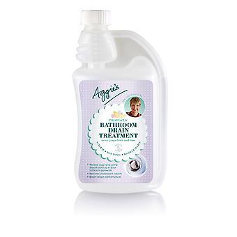 Badezimmer Drain Behandlung 500 ml Aggie probiotische Bereich