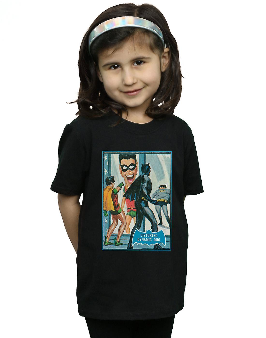 DC Comics Girls Batman TV Series Dynamic Duo T-Shirt