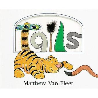 Svansar av Matthew Van Fleet - 9781328886859 bok