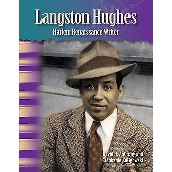 Langston Hughes - Harlem Renaissance författare av David H Anthony - Steph