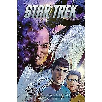 Star Trek - nieuwe avonturen - Volume 4 door Mike Johnson - 9781684050338 B