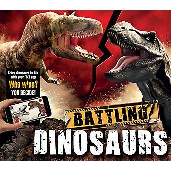 Vechten dinosaurussen van Anna Brett - 9781783121854 boek
