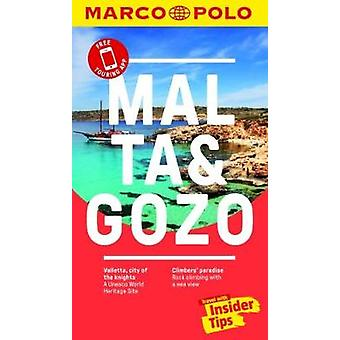 Malta & Gozo Marco Polo Pocket Guide by Marco Polo - 9783829707732 Bo