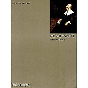 Rembrandt (Phaidon couleur Library)