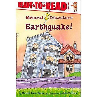 Earthquake! (Natural Disasters (Aladdin))