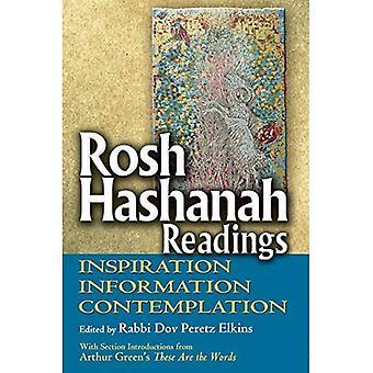 Rosh Hashanah Readings: Inspiration, Information, Contemplation