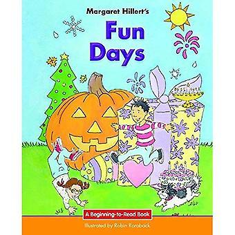 Jours amusants (début à lire livres)