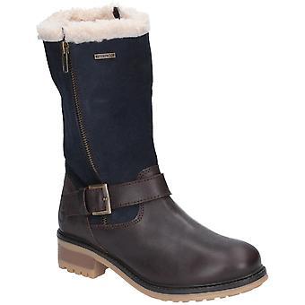 Cotswold Womens Duntisbourne Zip bis Casual Stiefel