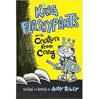 Koning Flashypants en the Creature from Candlelight (Evil Emperor)