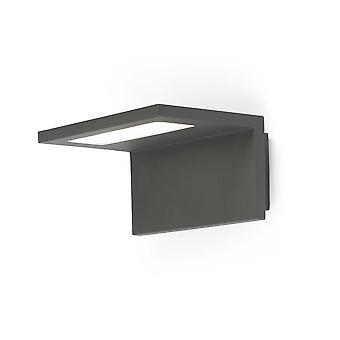 Faro - Ele Dark Grey LED Outdoor Wall Light FARO74419