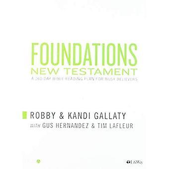 Foundations - New Testament