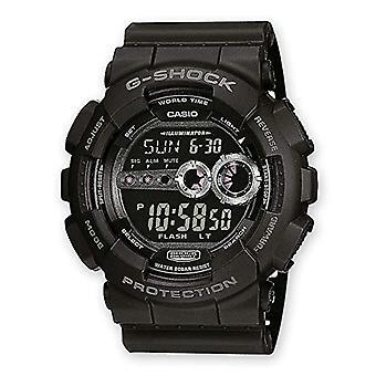 CASIO G-SHOCK ranne kelloa, Mens Digital Dial, hartsi, musta väri (2)