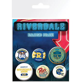 Riverdale mix placka