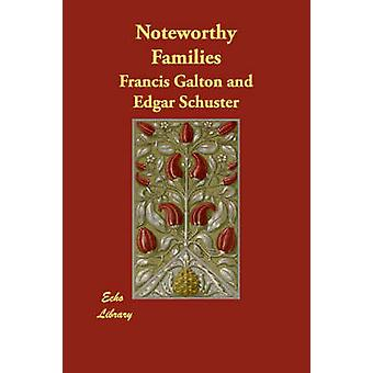 Noteworthy Families by Galton & Francis