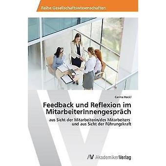Feedback und Reflexion im MitarbeiterInnengesprch door Hackl Carina