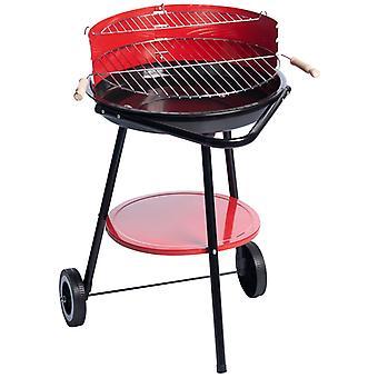 BBQ collection Verrijdbare stalen barbecue