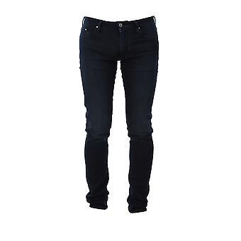 Karl Lagerfeld Klmp0001002 Hommes-apos;s Jeans en coton bleu