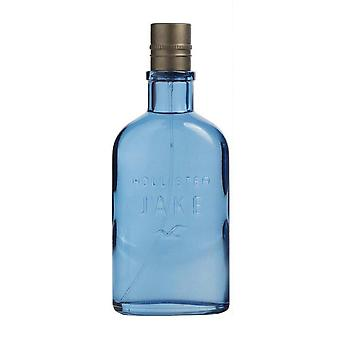 Hollister Jake Keulen Eau De Cologne 3.4 oz/100 ml nieuw In doos