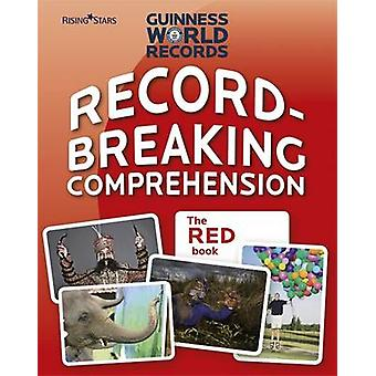 Record Breaking Comprehension Red Book by Guinness World Records - 97