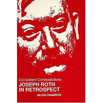 Co-Existent Contradictions  - Joseph Roth in Retrospect Book