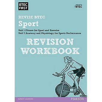 BTEC First in Sport Revision Workbook - 9781446906712 Book