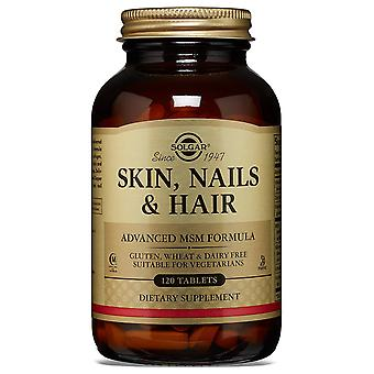 Solgar Skin, Nails and Hair Formula Tablets, 120