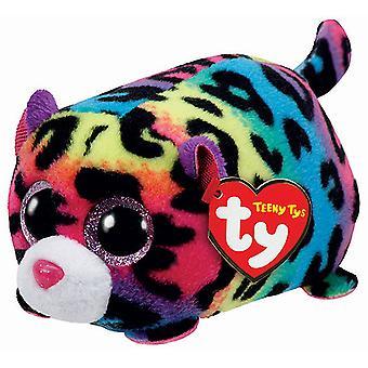 Ty Beanie Teeny Tys Jelly de Luipaard
