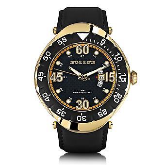 Holler Goldwax Gold Watch HLW2188-2