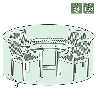 Muebles de Charles Bentley medio toldo jardín Coloque cubierta - verde