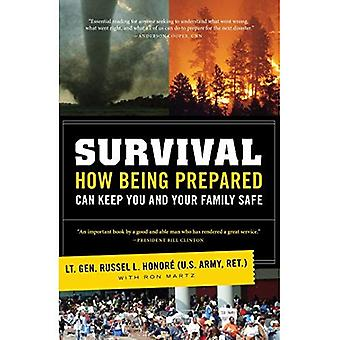 Survival: How Being Prepared Can Keep  Your Family Safe