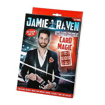 Paul Lamond Jamie Raven Card Magic Set
