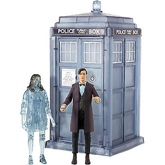 "Doctor Who 3.75"" Hide Action Figure Collector Set"
