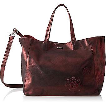 Desigual Bols_brilli Cuenca - Red Donna Shoulder Bags (Carmin) 16.5x30x37.5 cm (B x H T)