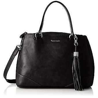 Tamaris Melanie Handbag - Donna Schwarz Bag (Black) 13.5x25x32 cm (B x H T)