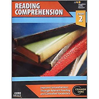 Steck-Vaughn kjernen ferdigheter leseforståelse: Arbeidsbok klasse 2
