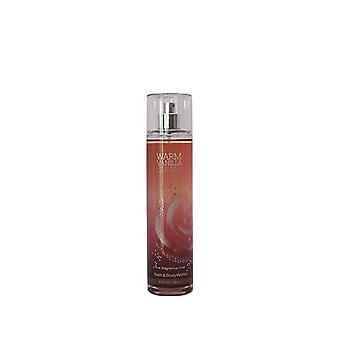 Bath & Body Works Fine Fragrance Mist Warm Vanilla Sugar 8 oz / 236 ml