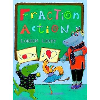 Fraction Action by Leedy - Loreen - 9780823412440 Book
