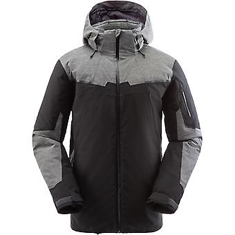 Σπάντερ ΤΣΈΙΜΠΕΡς Ανδρικά μπουφάν-Tex PrimaLoft παλτό του σκι μαύρο