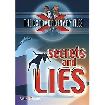 Extraordinary Files: Secrets and Lies