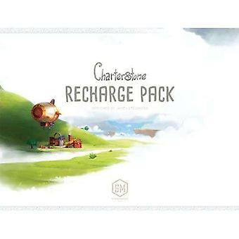 Pack recharge charterstone