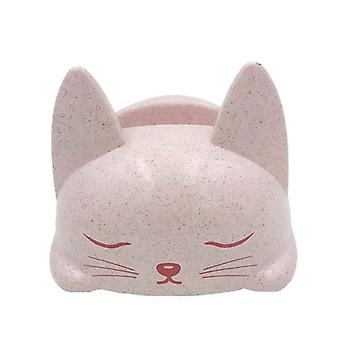 Multifunctional stand, cat-pink