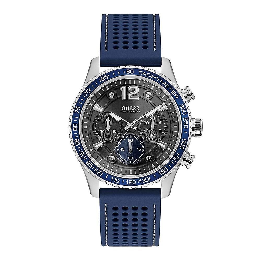 Guess Fleet W0971G2 Men's Watch Chronograph