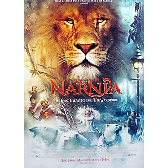 The Chronicles Of Narnia The Lion, The Witch And The Wardrobe Reprint Poster