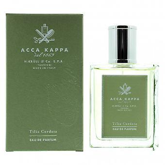 Acca Kappa Tilia Cordata Eau de Parfum 100ml EDP Spray